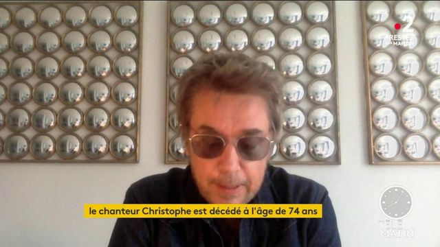 """Disparition de Christophe : Jean-Michel Jarre pleure un """"membre de sa famille"""""""