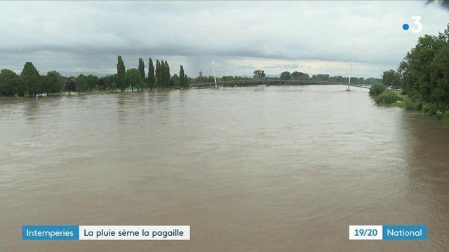 Intempéries : les précipitations sèment la pagaille dans l'Indre et l'Aisne