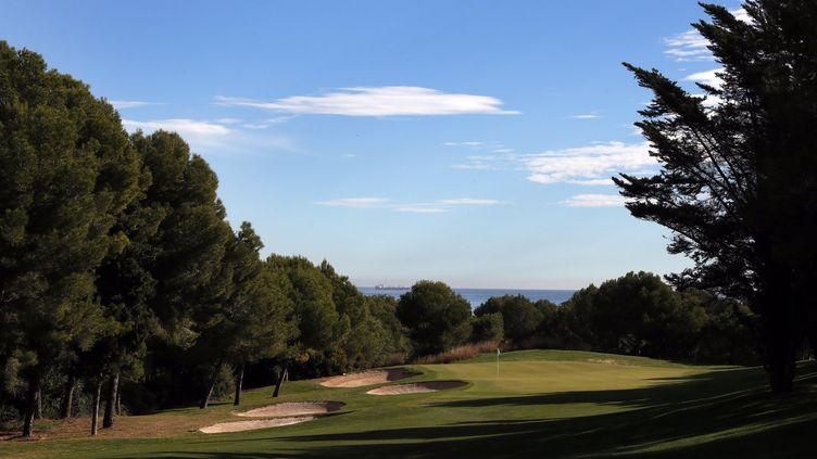 Le golf de Lumine près de Tarragone en Espagne (European Tour via Twitter)