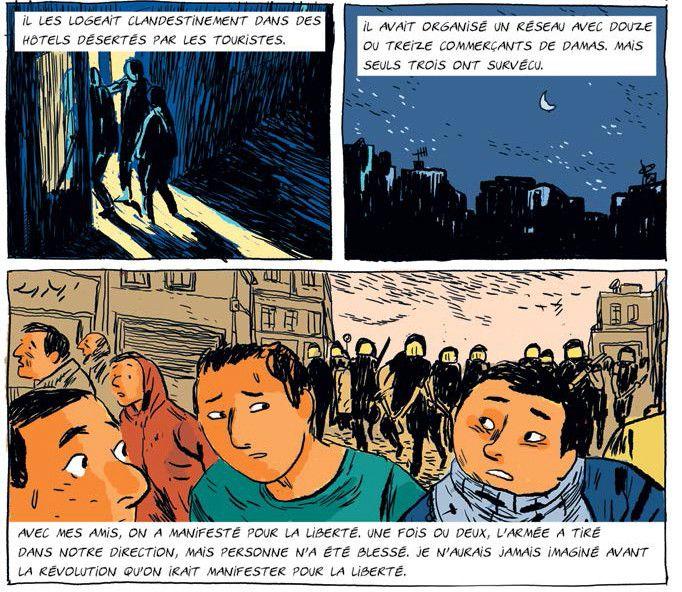 """""""Je n'avais jamais quitté la Syrie"""", par Zineb Dryef et Benjamin Bachelier  (Benjamin Bachelier)"""