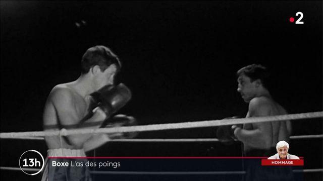 Mort de Jean-Paul Belmondo : la boxe, son autre passion