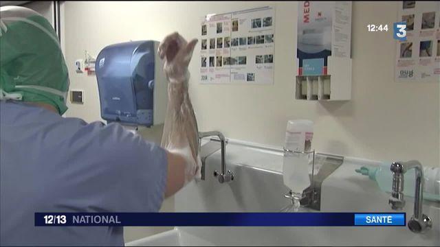 Santé : l'hygiène des mains rappelée au personnel soignant