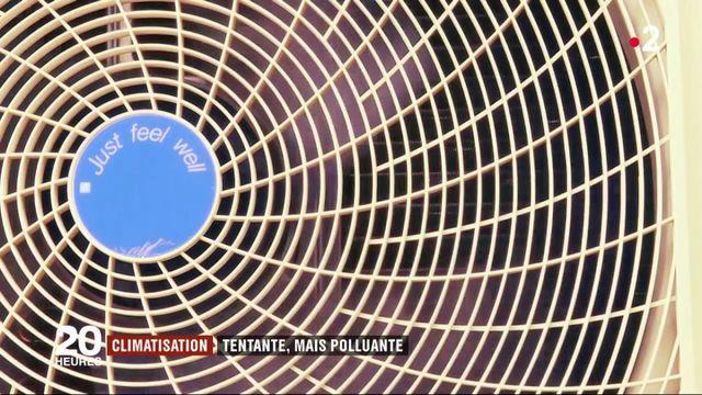 Climatisation : la fraicheur à double tranchant