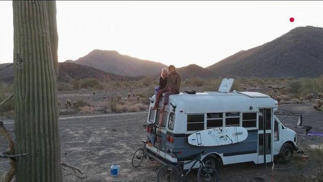 Le monde en camping-car : Sur les routes du grand ouest américain