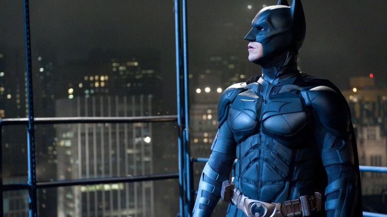 Extrait du film The Dark Knight Rises de Christopher Nolan, sorti le 25 juillet 2012 en France. (KOBAL / AFP )