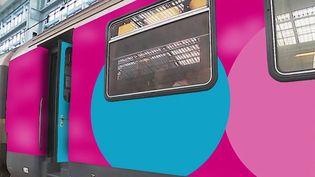 À compter du printemps 2022, la SNCF va lancer ses rames Ouigo sur de nouveaux trajets. Pour commencer, Paris-Lyon et Paris-Nantes seront mises en oeuvre. (CAPTURE D'ÉCRAN FRANCE 2)