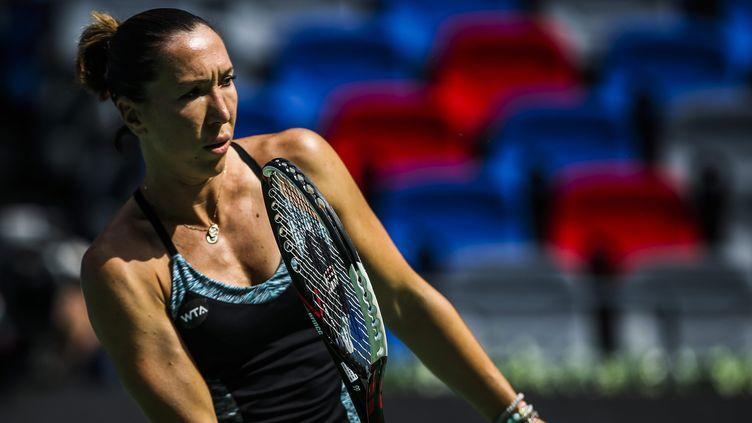Jelena Jankovic a décroché le deuxième titre de sa saison (CHINAFOTOPRESS / MAXPPP)