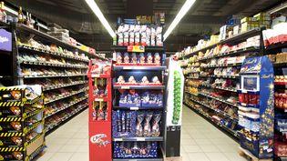 """L'association de consommateurs CLCV réclameun site internet """"officiel unique"""" rassemblant les rappels de produits alimentaires. (MAXPPP)"""