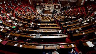 La séance de Questions au gouvernement à l'Assemblée nationale le 20 juin 2018. (THOMAS SAMSON / AFP)