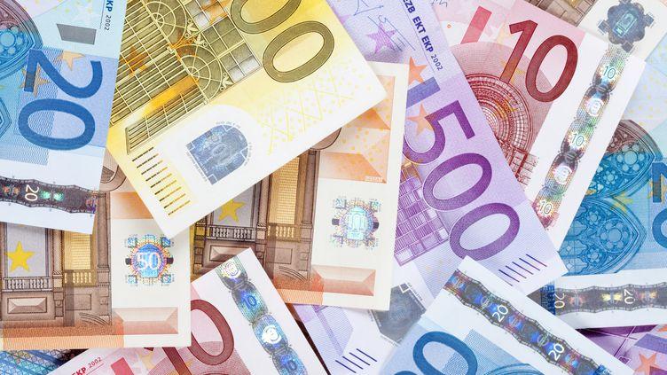 Les Français estiment qu'une personne seule a besoin au minimum de 1 490 euros par mois pour vivre, selon une étude publiée mercredi 5 février 2014. (FRANK CHMURA / PHOTODISC / AFP)
