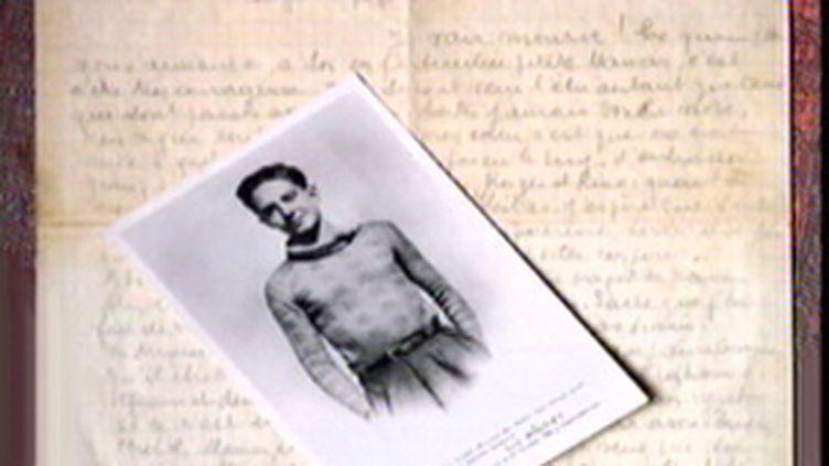 La lettre de Guy Moquet (© F2)