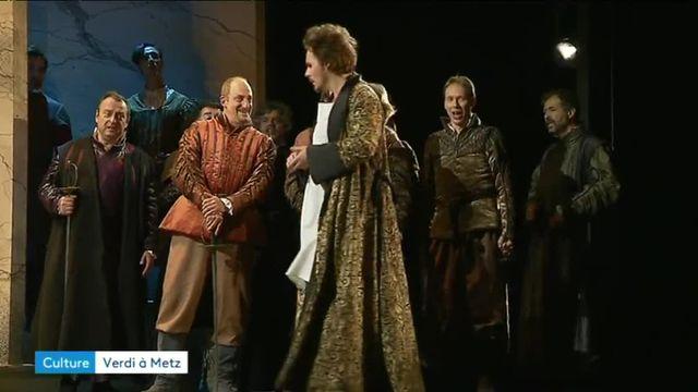 Rigoletto à l'opéra de Metz
