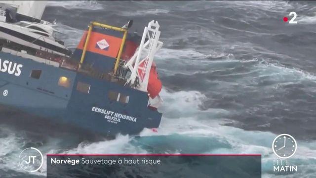 cargo norvege