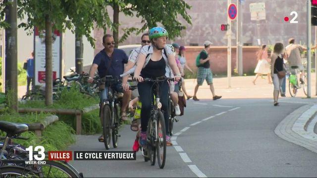 Transports : quels aménagements pour les cyclistes dans les grandes villes ?