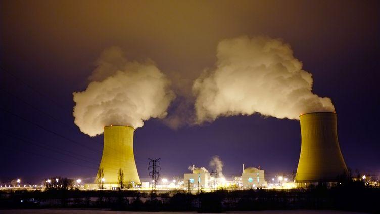 Comme les 19 centrales nucléaires françaises, la centrale de Civaux (Vienne) présente des insuffisances de sécurité selon l'Union européenne. (CITIZENSIDE.COM / AFP)