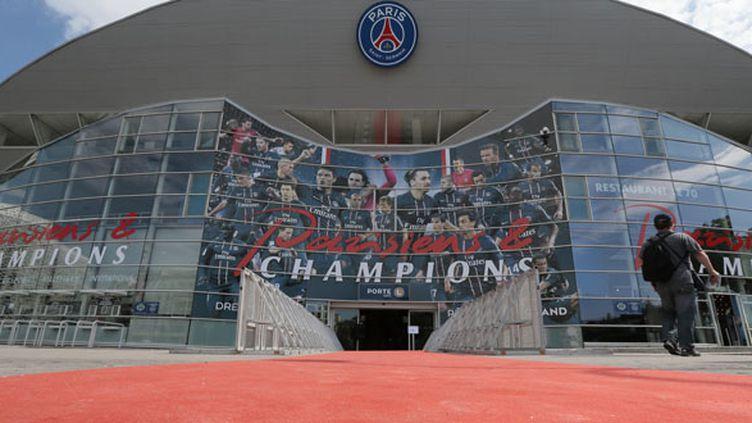 Contre Troyes samedi 28 novembre, les joueurs du PSG ne feront pas leur entrée par le tapis rouge