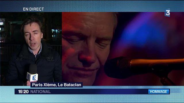 """Réouverture du Bataclan : un concert pour """"redonner vie"""" au lieu"""