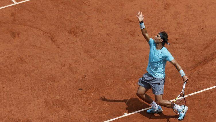 Rafael Nadal (PATRICK KOVARIK / AFP)