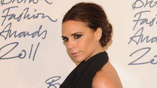 Victoria Beckham le 28 novembre 2011  (Alpha Press/Max PPP)