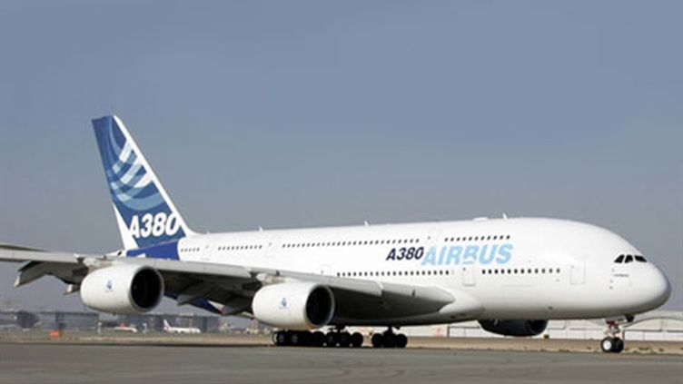 Airbus A380 (AFP - Karim Sahib)