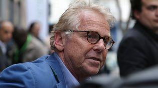 L'ancien eurodéputé écologiste Daniel Cohn-Bendit le 22 mai 2014 à paris. (MICHEL STOUPAK / CITIZENSIDE.COM / AFP)