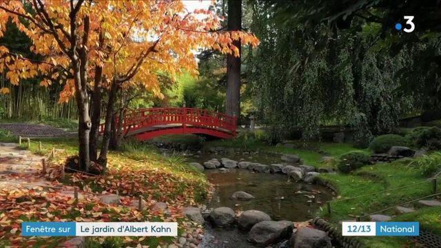 Patrimoine : à la découverte du fabuleux jardin d'Albert Kahn