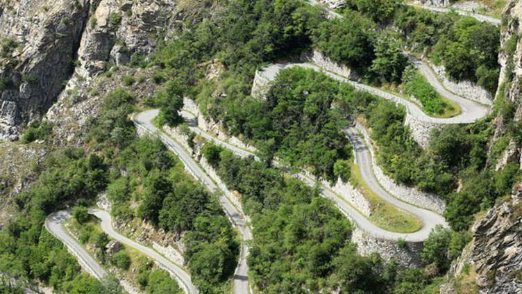 Les coureurs vont emprunter les lacets du Montvernier lors de la 18e étape du Tour de France