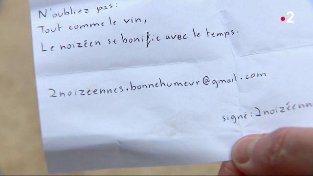Indre-et-Loire : des lettres de vœux anonymes