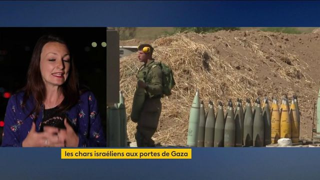 Israël-Palestine : ITW Salenson