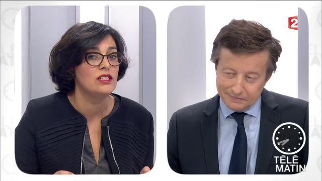 """Les 4 Vérités - Myriam El Khomri : """"Il y a des signaux positifs du point de vue économique"""""""