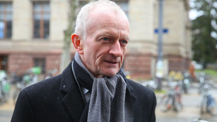 MichelDeneken en février 2020. (JEAN-MARC LOOS / MAXPPP)
