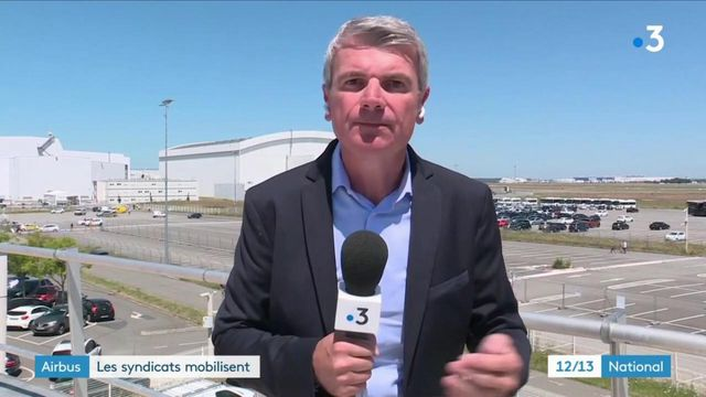 Airbus : les syndicats mobilisent