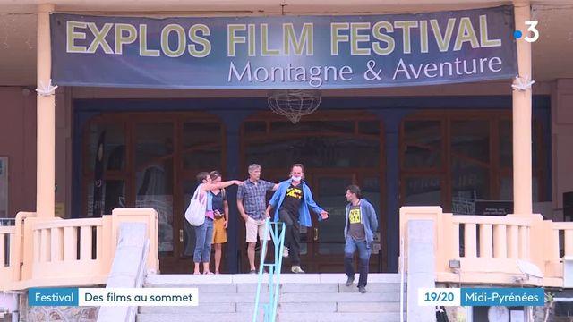 Festival Explos montagne