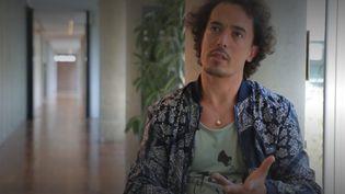 Littérature : l'écrivain tunisien Zied Bakir évoque sa francophilie (FRANCEINFO)