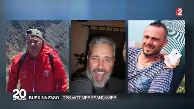 Attaque à Ouagadougou : les proches des trois Français tués sont anéantis