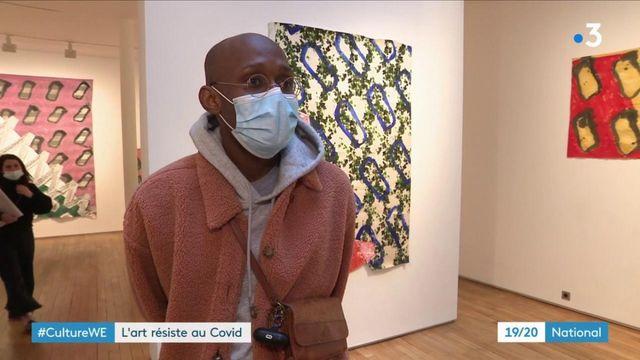 Culture : le marché de l'art résiste à la crise du Covid