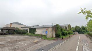 Le collège André-Derain de Chambourcy (Yvelines), sur une photo prise par le service Google Street View en 2018. (GOOGLE MAPS)