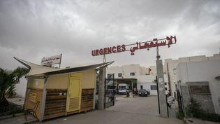 Une vue générale de l'unité de soins intensifs de l'hôpital Ibn Jazzar, le 30 juin 2021. (YASSINE GAIDI / ANADOLU AGENCY)