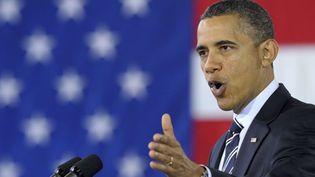 Barack Obama, février 2012.  (Susan Walsh/AP/SIPA)