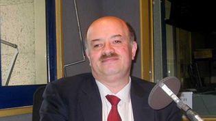 (Alain Bauer, criminologue, maître du Grand Orient de France entre 2000 à 2003 © Radio France)
