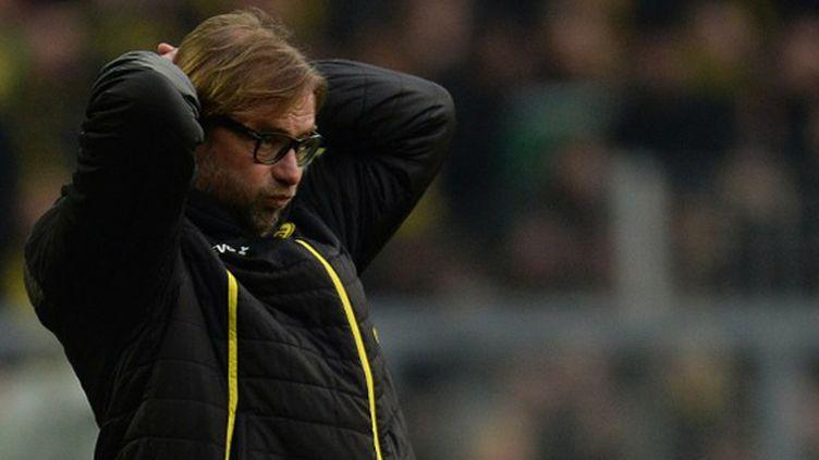 Jürgen Klopp  (PATRIK STOLLARZ / AFP)