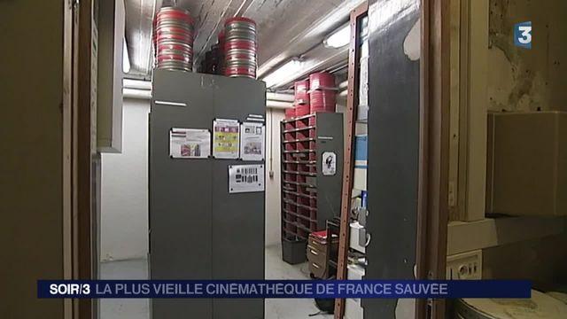 À la découverte de la plus ancienne cinémathèque de France