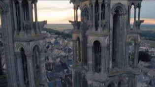 La fréquentation touristique bat des records à Laon (Aisne), avec une hausse de 30% en juillet. (FRANCE 3)
