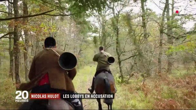 Nicolas Hulot : les lobbies en accusation