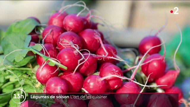 Alimentation : un tour au marché et en cuisine avec le chef étoilé Ronan Kervarrec