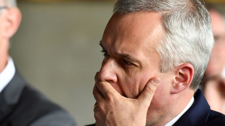 L'ex ministre de la Transition écologique et solidaire, François de Rugy le 11 juillet 2019. (GEORGES GOBET / AFP)