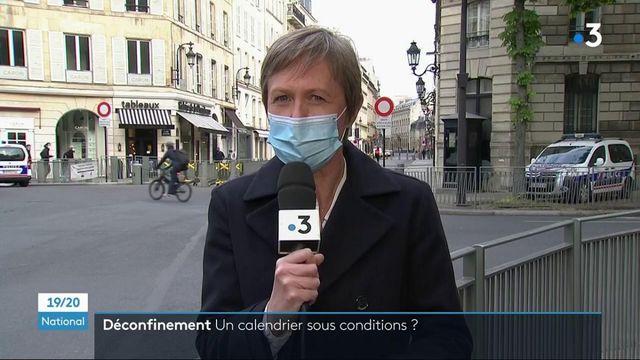 Déconfinement : Emmanuel Macron dévoile un calendrier et émet des conditions
