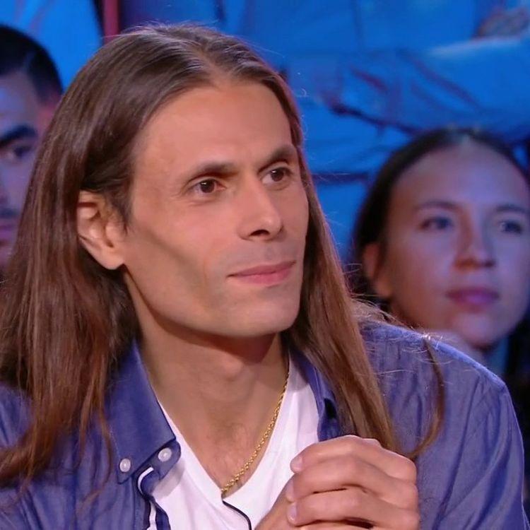 L'astrophysicien Aurélien Barrau, le 23 septembre 2018 sur France 5. (FRANCE 5)