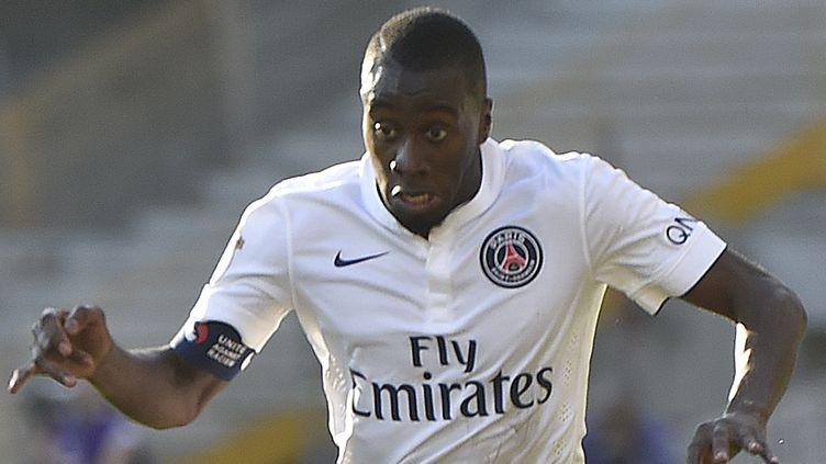 Blaise Matuidi s'est blessé à la hanche vendredi soir (PASCAL PAVANI / AFP)