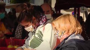 Coronavirus : frappés par un couvre-feu, les habitants de l'Ariège accusent le coup (FRANCEINFO)